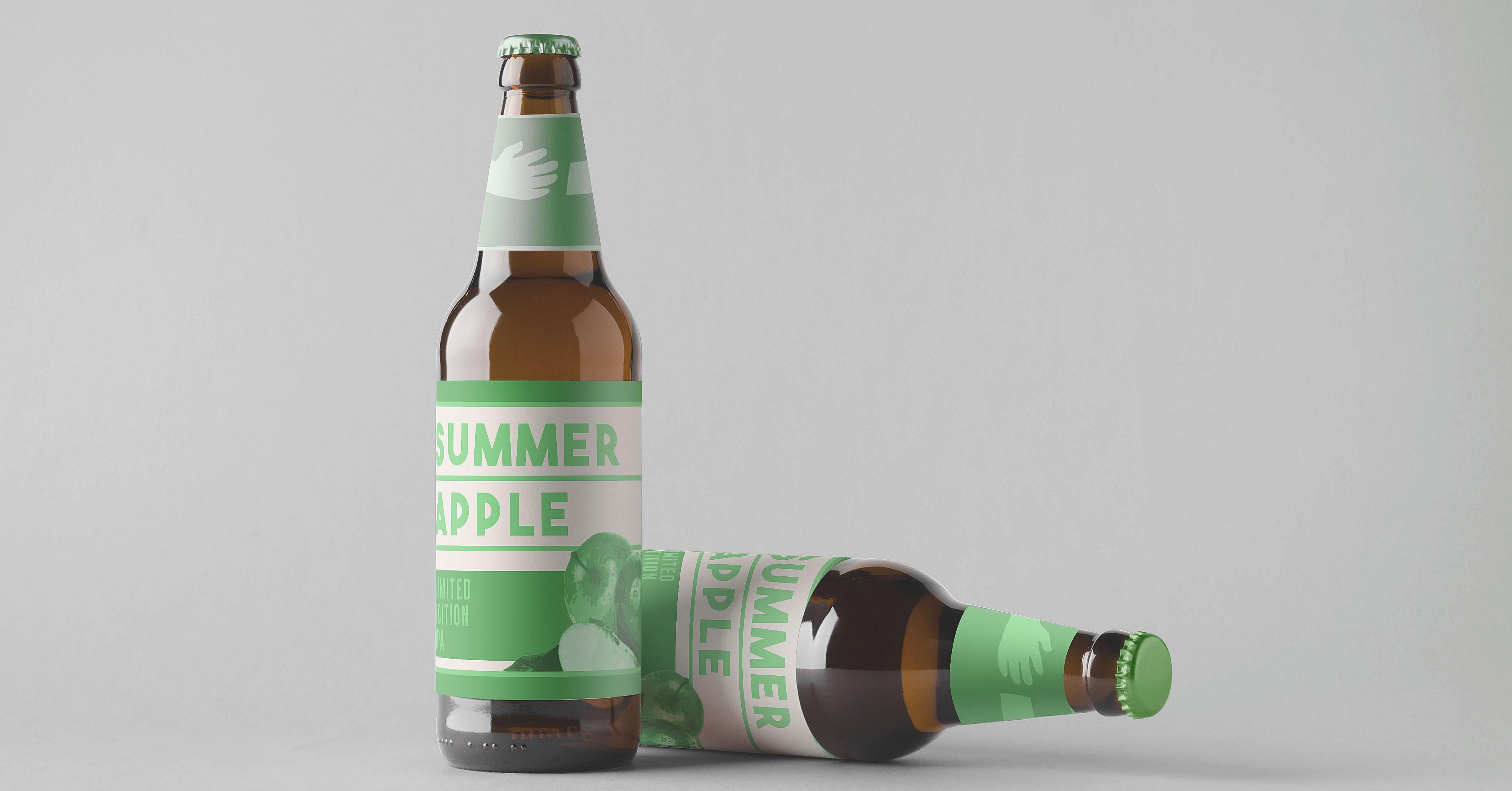 Come creare etichette per la birra in bottiglia