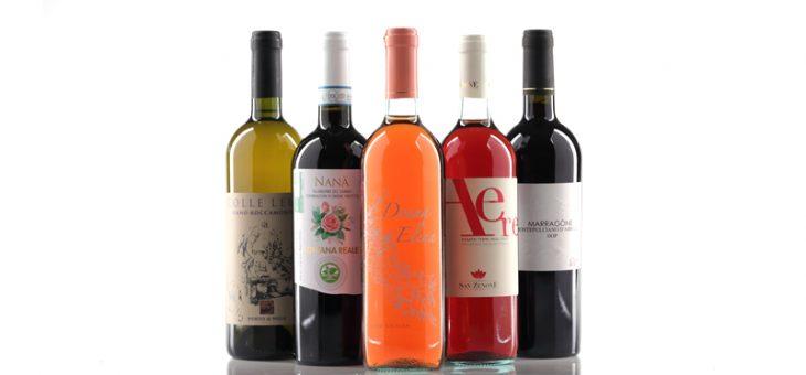 Stampare le etichette per vino online