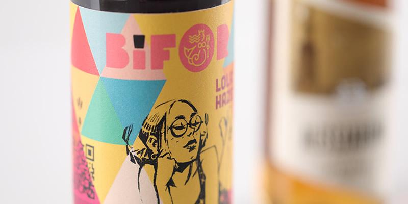 Etichette per bottiglie resistenti, suggerimenti applicati a quelle per birra