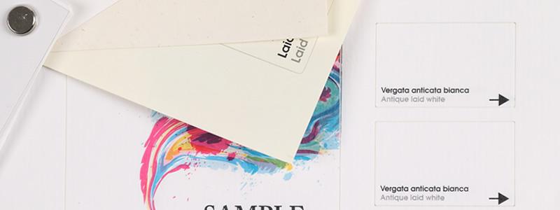 La carta per un'etichetta adesiva perfetta