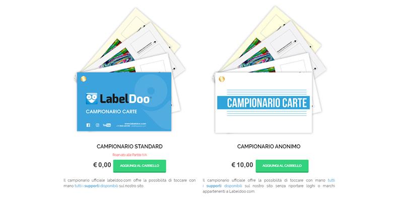 Supporti di stampa per etichette adesive: ci sono le nuove carte!