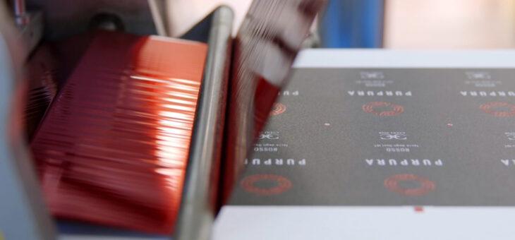 Etichette adesive: stampa online o tradizionale?