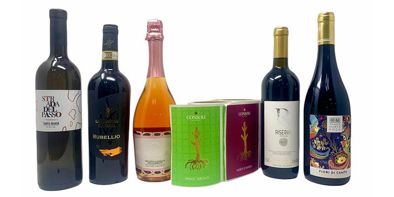 Materiali di stampa per etichette vino: quali sono i migliori
