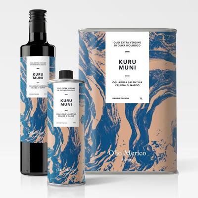 Etichette olio Kurumuni