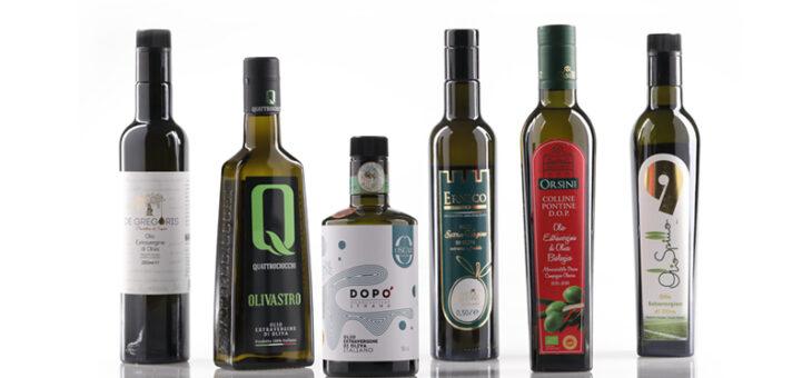 Personalizzare le etichette per olio